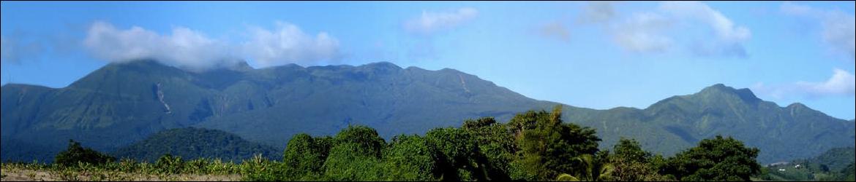 Randonnée au Volcan