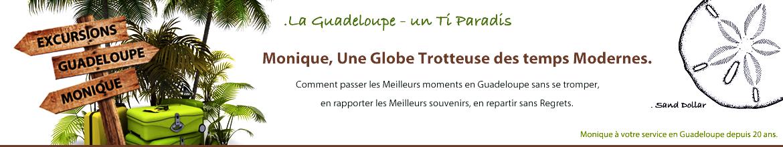 Excursions Guadeloupe avec Monique