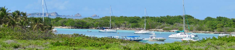 Réserve Naturelle de Petite-Terre - Maxi Catamaran à voiles